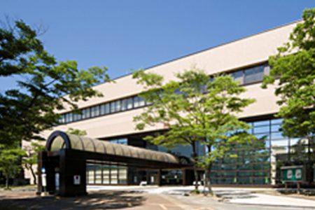 射水市新湊中央文化会館(高周波文化ホール)